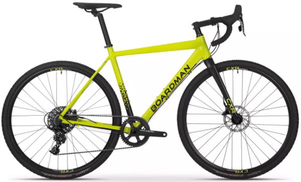 Boardman CXR 8.9 Cyclocross Bike Review