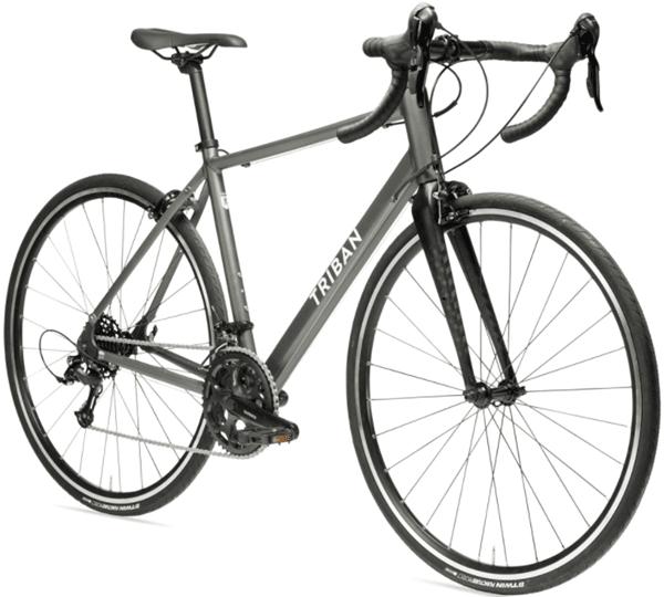 Triban RC 120 Microshift Road Bike